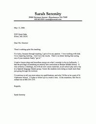 Sample Resume Objectives For Teachers by Resume Secretary Letter Format Sales Person Resume Sample