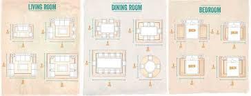 Choosing Rug Size Roselawnlutheran - Dining room rug size