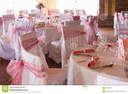 Pink Table L 24 Black White And Pink Wedding Table Settings Wedding Table