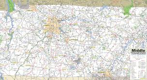 Tennessee Highway Map by Tennessee State Maps Usa Maps Of Tennessee Tn