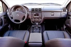 2004 mercedes m class ml350 2003 2004 luxury suv comparison infiniti mercedes lexus
