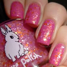 love varnish hare the blooming desert