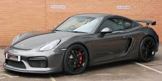 lincoln sports car used 2016 porsche cayman gt4 for sale in lincoln pistonheads