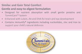 Similac Total Comfort For Constipation Does Your Baby Struggle To Drink His Formula Milk Page 2