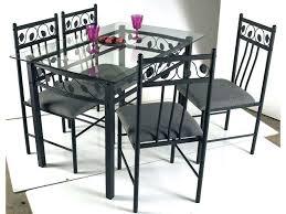 table en verre cuisine table ronde pour cuisine juste table en verre cuisine idées