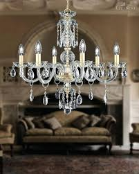 metal chandelier shade 104 6 ch gold leaf crystal chandelier