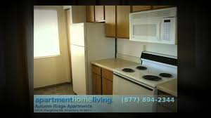 autumn ridge apartments anderson apartments for rent youtube
