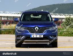 renault suv 2017 istanbul turkey june 2017 french car stock photo 668098174