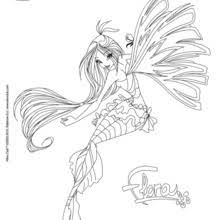 flora coloring pages flora transformation bloomix coloring pages hellokids com