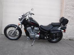 used 2007 honda shadow 600 vlx for sale in portland oregon by