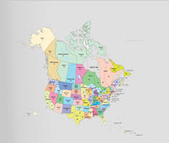 map of southeast canada alcoholics anonymous list of general service conference area