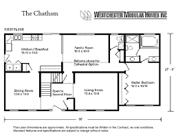 cape cod floor plans modular homes chatham by westchester modular homes cape cod floorplan
