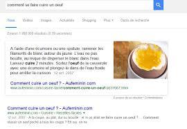 aufeminin com cuisine featured snippet étude de cas sur les critères et manipulation