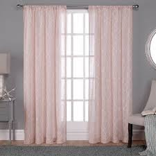 Corner Drapery Hardware Corner Window Curtain Rods Target