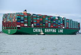 shipping to pakistan meet the mother of all cargo container ships cargo to pakistan