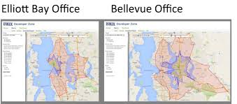 Bellevue Seattle Map by Lessons For Expedia What It U0027s Like To Move An Entire Company To