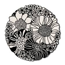 Round Flower Rug by Sapporo Rug By Missoni Home Yliving