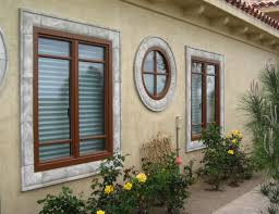 cool exterior window styles in classic home interior design with