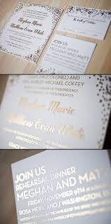 foil wedding invitations foil wedding invitations smock