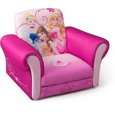 sofa chair for kids disney princess deluxe upholstered chair walmart com for my