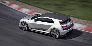 volkswagen xl1 sport vw reveals golf gte sport plug in hybrid concept