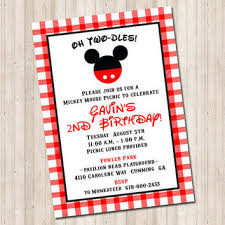 shop mickey mouse invitations on wanelo