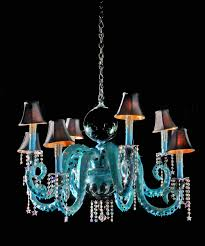 Octopus Lamp Adam Wallacavage Shiny Monsters Jonathan Levine Projects