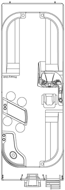 sle floor plan boat brochures 2017 crest ii 250 sle