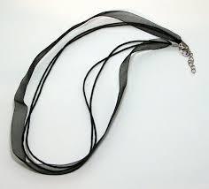 organza ribbon wholesale organza ribbon necklaces necklace pendant charms crafts