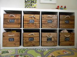 How To Make A Wood Toy Box by Creative Toy Storage Ideas Andrea U0027s Notebook
