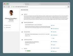 Linkedin Resume Creator by Resume Template Free Making Builder Adebfdbdebee Demo Pertaining