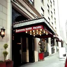 Hotel Awning Executive Hotel Pacific Hipmunk