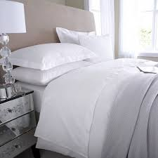 What Is The Best Bed Linen - egyptian cotton fitted sheet 200 thread woolroom