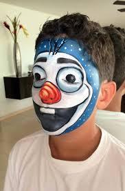 best 20 frozen face paint ideas on pinterest halloween