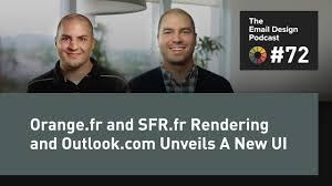 email design podcast 72 orange fr and sfr fr rendering and