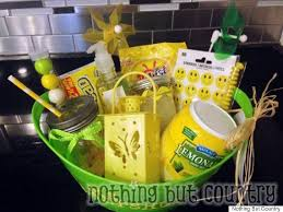 Summer Gift Basket We Searched Pinterest For Teacher Gift Ideas So You Don U0027t Have To