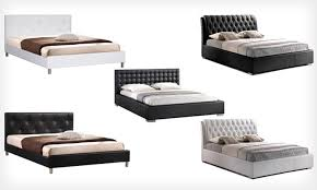 bed frame and headboard sets groupon goods