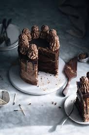 nutella stuffed chocolate hazelnut dream cake the kitchen mccabe