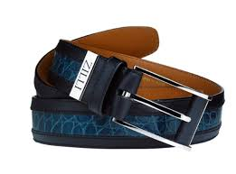 zilli patent crocodile and boxcalf belt how to spend it