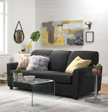 King Koil Sofa Review by Roxanne Sofa Charcoal Leon U0027s