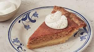 thanksgiving pie recipes martha stewart