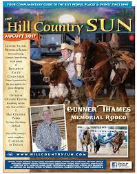 hill country sun august 2017 by melissa maxwell ball issuu