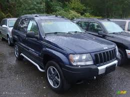 2004 midnight blue pearl jeep grand cherokee freedom edition 4x4