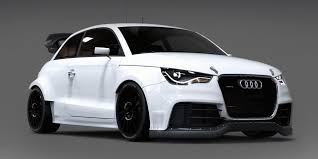 audi a1 s1 audi s1 rallycross racer emerges with 600 hp autoevolution