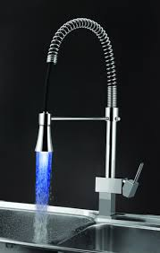 Modern Faucets For Kitchen Most Popular Kitchen Faucets Kitchen Faucets That Light Up Led