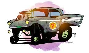 house crypt haunted monster truck the crypt u2013 krishna draws custom illustrations and comics for