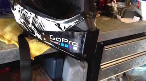 motocross helmets cheap gopro dirtbike helmet mount idea from zachatk1 thanks bud youtube