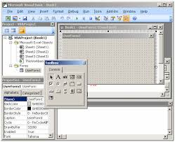 microsoft excel vba lesson 09 introduction to controls