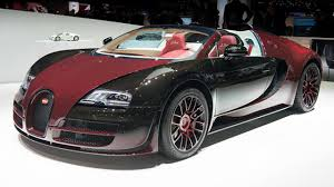 first bugatti veyron bugatti has sold the very last veyron top gear
