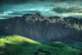 Prints For Home Decor Aliexpress Com Buy Diy Frame New Zealand Misty Mountains City